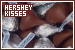 Candy/Sweets: Hershey's Kisses