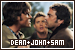 Supernatural: John, Dean and Sam Winchester