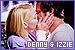 Grey's Anatomy: Denny Duquette and Izzie Stevens