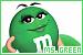 Advertising: Ms Green M&M