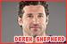 Grey's Anatomy: Derek Shepherd